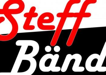 SteffBänd spielt Gesang, Drums und E-Bass